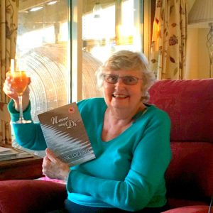 Di Lofting with her memoir Never Say Di