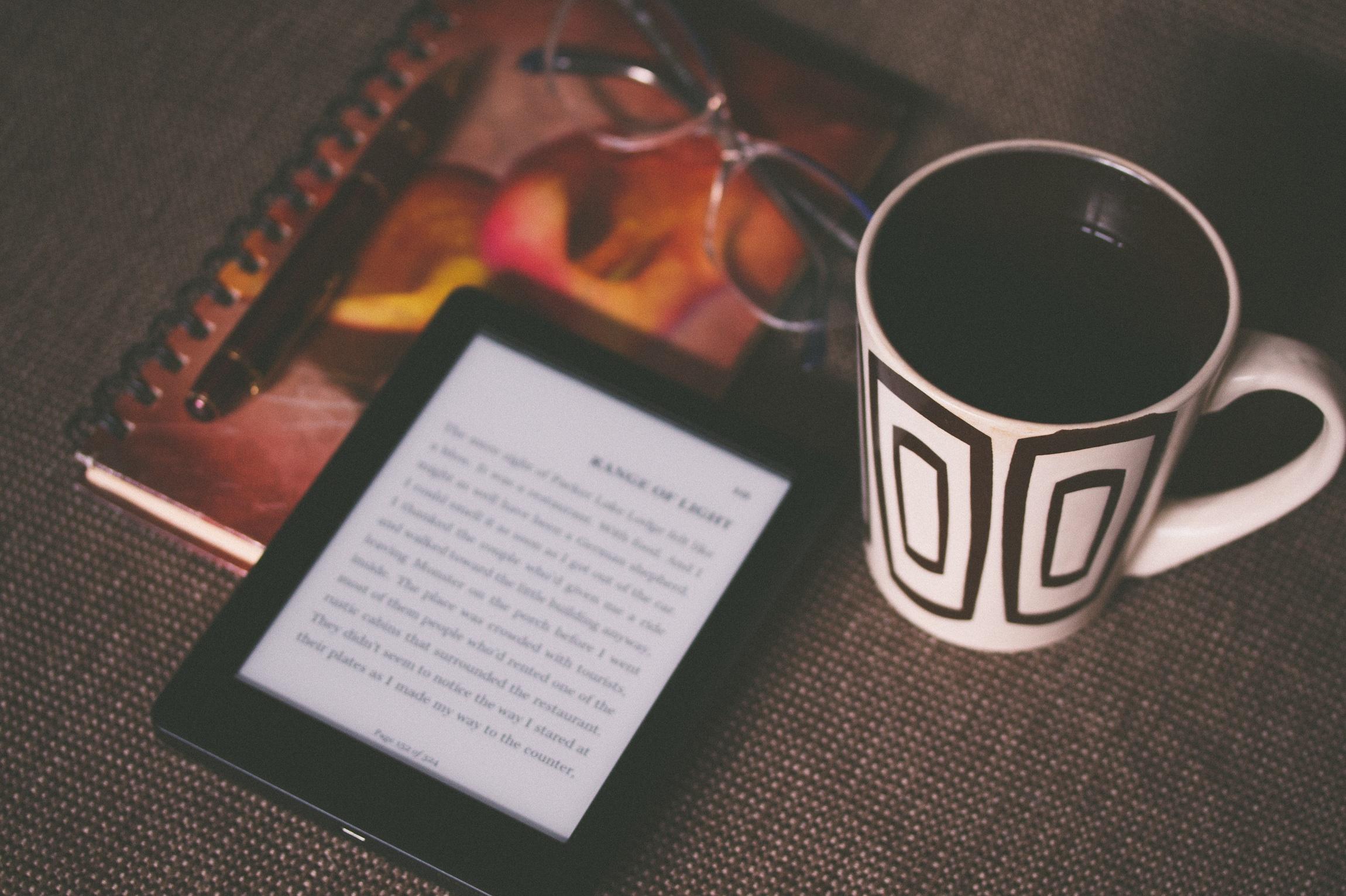 e-book life story