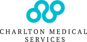 Charlton medical services logo digital content