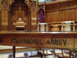 Stanbrook Abbey Chapel